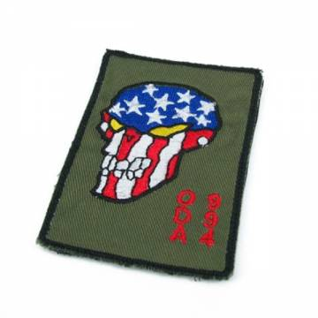 King Arms ODA 994 Embroidery Patch - OD