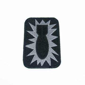 King Arms EOD Embroidery Patch - DG