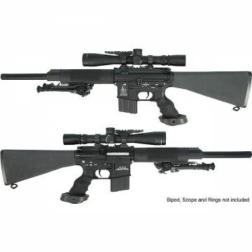 King Arms Free Float Sniper Rifle (16 inch Heavy Barrel)