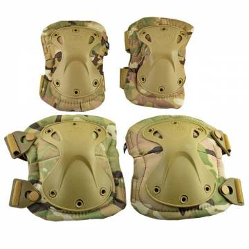 Emerson Advanced Knee / Elbow Pad Set - Multicam