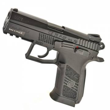 CZ 75 P-07 Duty 4,5mm Blowback - Full Metal