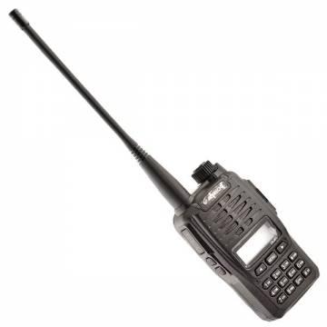 Albrecht DB 275 Dual Band (VHF / UHF) - 5Watt