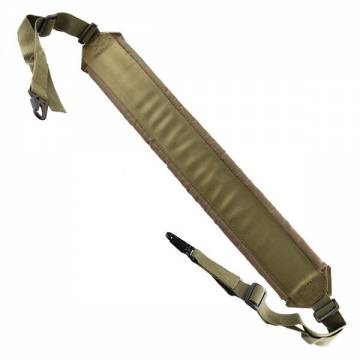 LMG Shoulder Padded Rifle Sling - Olive Drab