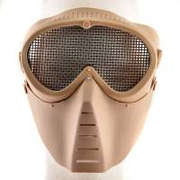 Grid Airsoft Mask - ΤΑΝ