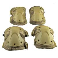 Emerson Advanced Knee / Elbow Pad Set - A-Tacs