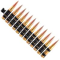 7.62 x 51 Dummy Ammo Belt for M60 - 12 Rounds