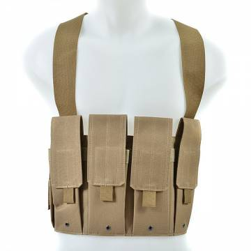 King Arms 5.56 Chest Rig - Tan