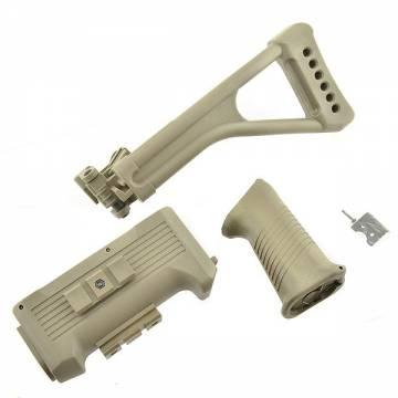 King Arms AK Galil Tactical Special Kit - DE