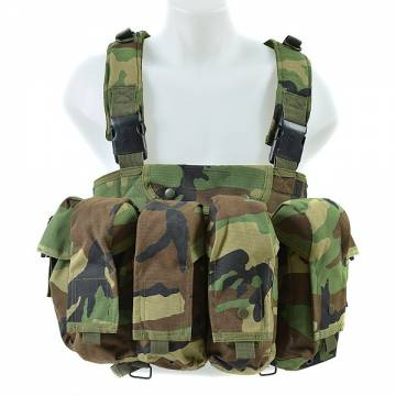 King Arms Chest Rig - Camo