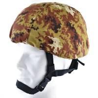 MICH / ACH Helmet Cover - Vegetata