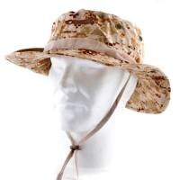 Jungle Hat Rip-stop (Digital Desert)
