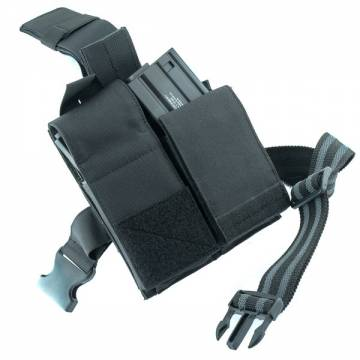 King Arms DA Double M4 Mag Holder - BK