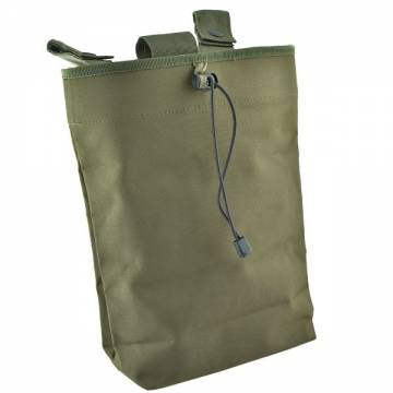 King Arms Folding Empty Mag Drop Bag - OD