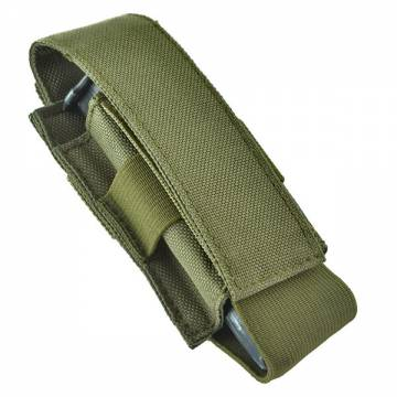 King Arms MPS Molle Pistol Magazine Pouch - OD