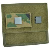 King Arms MPS Map Pouch - OD - Blood Type AB