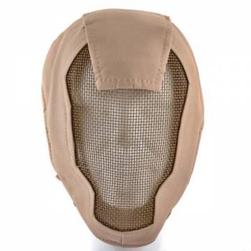 Black Bear Praetorian Rampage Mask  (TAN)