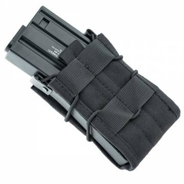 TACO Modular Single Rifle Magazine Pouch - Black