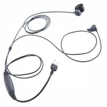Ear Bone Microphone w/ Waterproof PTT - Midland