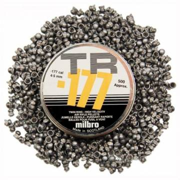 Milbro Pellets .177 (4,5mm) TR 500 pcs
