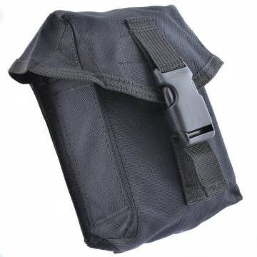 King Arms Tactical Big MOD Pouch (Black)