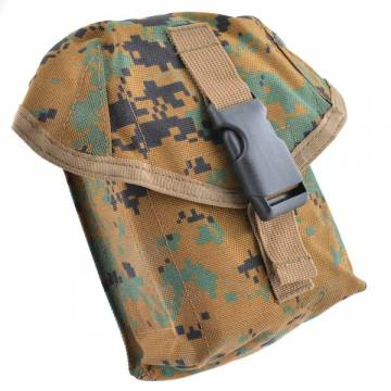 King Arms Tactical Big MOD Pouch (Marpat Forest)