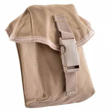 King Arms Tactical Big MOD Pouch (TAN)
