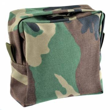 King Arms MPS Large Medical Pouch - Woodland
