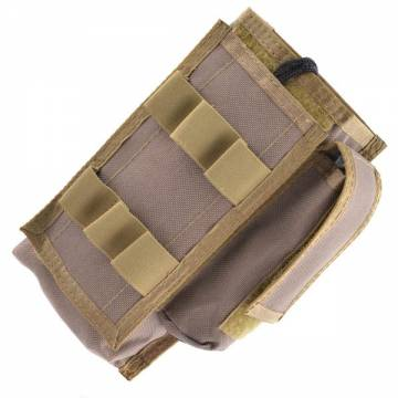King Arms MPS RC-148 Radio Pouch - TAN