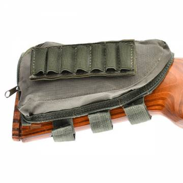 King Arms Buttstock Pouch for M16/M14/Sniper - OD