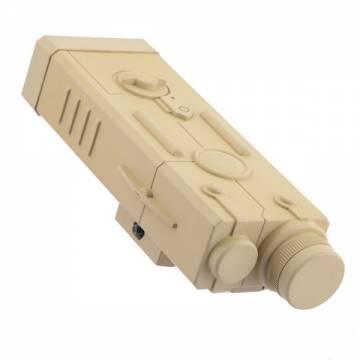 Jing Gong AN/PEQ MP5 Style Battery Case - Tan