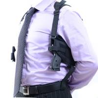 Shoulder Pistol Holster - Black