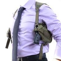 Shoulder Pistol Holster - Olive Drab