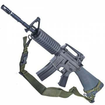 3 Point Sling w/ fixed Stock Adaptor - Olive Drab