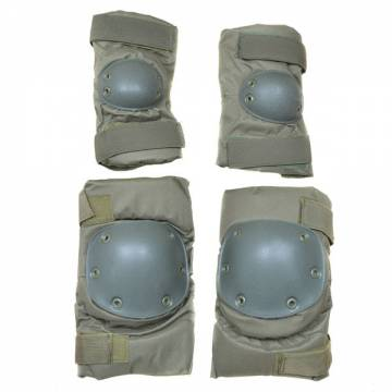 ProGuard Knee & Elbow Pads - Olive Drab