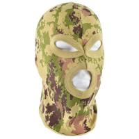 Balaclava Cotton Three Hole - Vegetata
