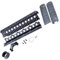 King Arms 10inch Free Floating Forearm Rail System