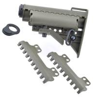King Arms Carbine MOD Stock with Pipe - OD