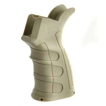 King Arms G16 Slim Pistol Grip for M4/M16 Series - DE
