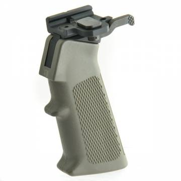 King Arms QD Tactical Grip for RAS - OD