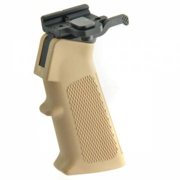 King Arms QD Tactical Grip for RAS - Tan