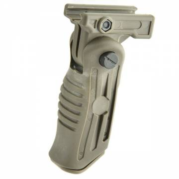 King Arms Folding 5-Position Tactical Grip - DE