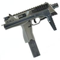 KSC/KWA MP9 Rail NS2 - Ranger Grey