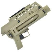 G36 Series Grenade Launcher - Dark Earth