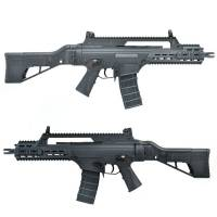 ICS G33 Assault Rifle - Black