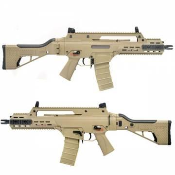 ICS G33 Assault Rifle - Dark Earth