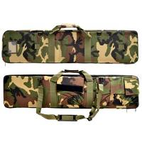 Rifle Case 110cm - Woodland