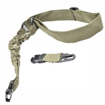 One Point Bungee Quick Release Sling - OD