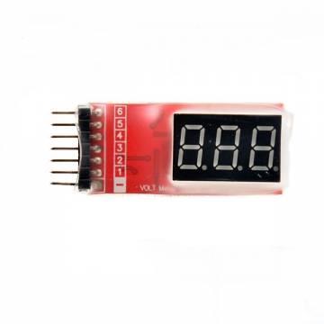 AB Voltage Meter