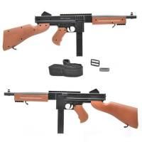 Cybergun Thompson Military M1A1 Railed Spring Rifle