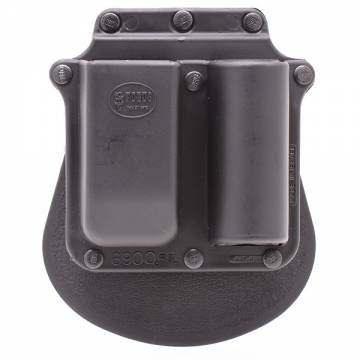 Fobus Mag & Torch Paddle Pouch - D.Stack + SF